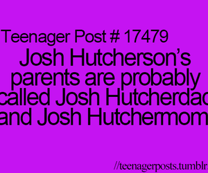 josh hutcherson, funny, and teenager post image