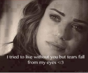 crying, i miss you, and tears image