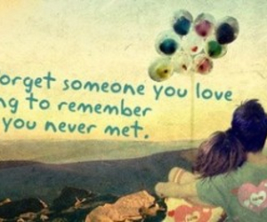 balloons, forever, and cute image