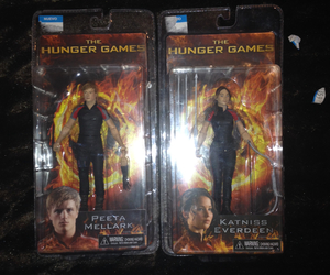 collectors, peeta mellark, and toys image