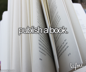 book and publish image