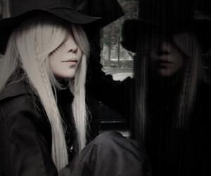 undertaker, kuroshitsuji, and cosplay image