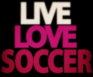 soccer, live, and love image