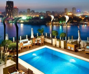 beauty, egypt, and cairo image