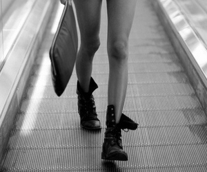 boots, fashion, and legs image