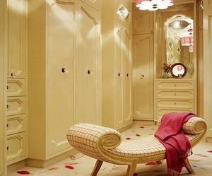 closet, room, and pink image