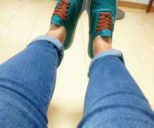 mine, vans, and shoes image