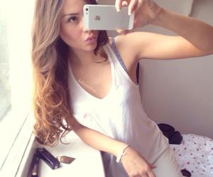 brunette, curls, and inspiration image