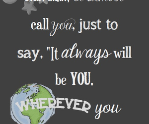 5sos, wherever you are, and Lyrics image