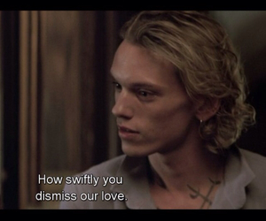 Jamie Campbell Bower, witty, and mortal instruments image