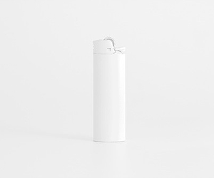 lighter and white image