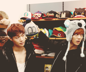 exo, luhan, and lay image
