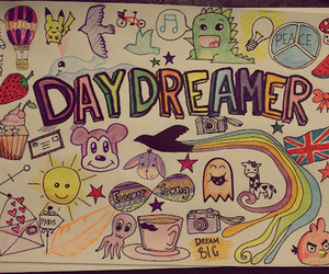 drawing and dreamer image