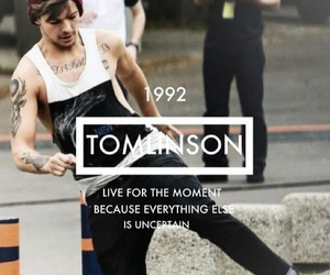direction, louis, and tomlinson image