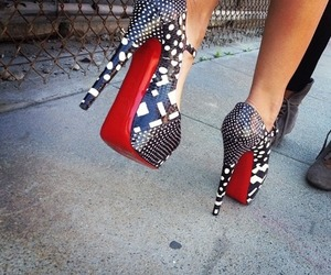 designer, louboutin, and swag image