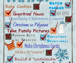 checklist, christmas, and winter image