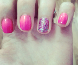 glitter, pink, and cute image