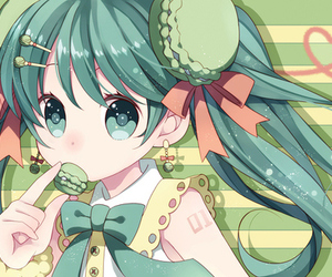 anime, beautifull, and hatsune miku image