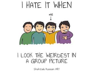 friendship, funny, and groups image