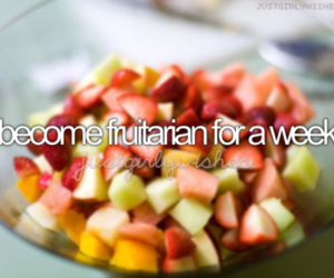 fruit, healthy, and bucket list image