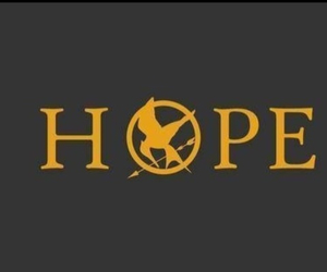 hope, the hunger games, and catching fire image