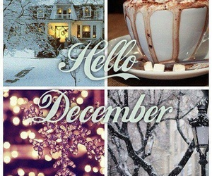 gifts, keep calm, and snow image