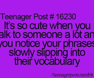 cute and teenager post image