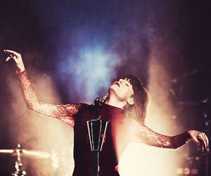 florence welch, florence and the machine, and music image