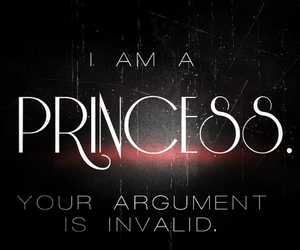 princess, argument, and invalid image