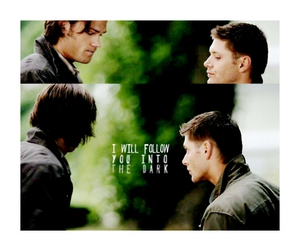 brothers, dean winchester, and wincest image
