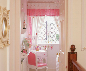 beautiful, pink, and sweet image