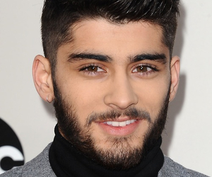 beard, Hot, and one direction image