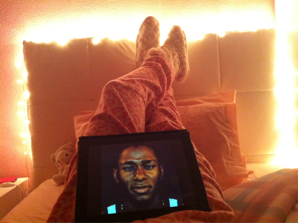 bedroom, hiphop, and winter image