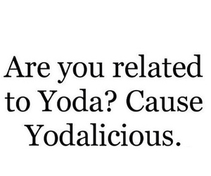 funny, quote, and yoda image