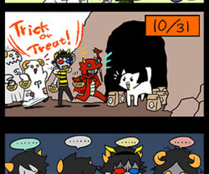 dead animals, aradia, and homestuck image