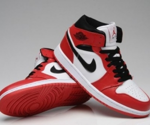 jordan shoes and nike jordan 1 shoes image