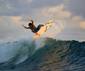freedom, ocean, and surf image