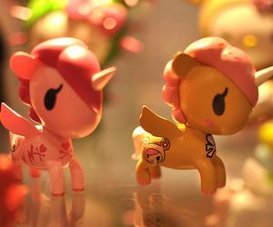 unicorn, cute, and kawaii image