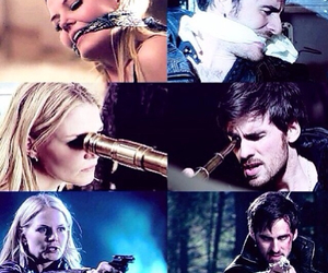 hook and captain swan image