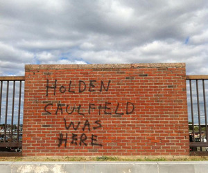 holden caulfield image