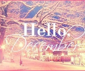 beautiful, december, and lights image