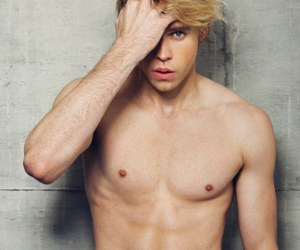 glee, lovely, and chord overstreet image