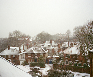 winter and england image