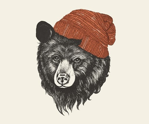 beanie and bear image