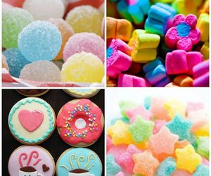 candy, cupcake, and my image