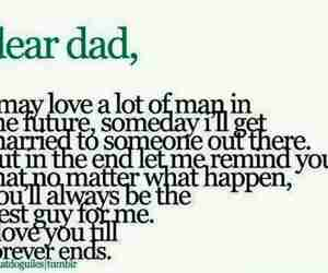 dad, man, and love image