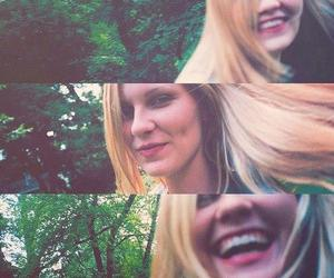 girl, Kirsten Dunst, and smile image