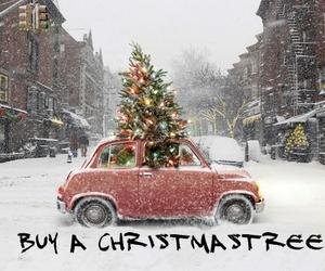 buy, car, and christmas image