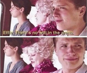 funny, effie, and wifi image
