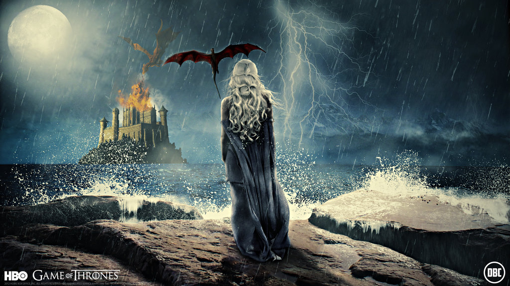 Game Of Thrones Wallpaper Daenerys by